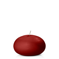 Red 7.5cm Moreton Eco Floating Candle