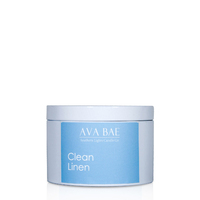 Ava Bae Soy Travel Tin 200g - Clean Linen